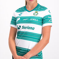 Jersey Santos Local para Mujer 2020/21