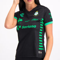 Santos Away 2020/21 Jersey for Women
