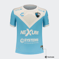 Tampico Madero Home Jersey for Boys 2021/22