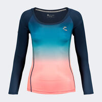 Playera Charly Sport Running ML para Mujer