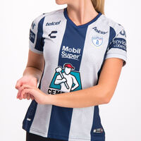 Pachuca 2020/21 Home Jersey for Women