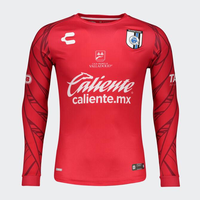 Querétaro Home LS Goalkeeper 2020/21 for Men