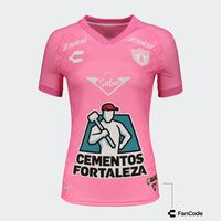 Pachuca Pink Special Edition Jersey for Women