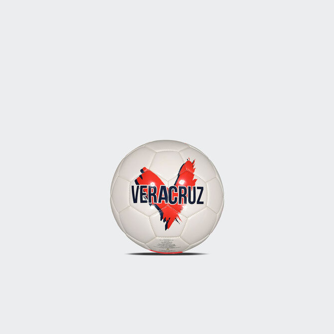 Balón Mini de Fútbol Charly Veracruz #2