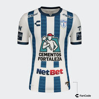 Pachuca Home Jersey for Men 2021/22