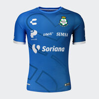 Santos Away Goalkeeper 2020/21 Jersey for Men