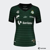 Santos Away Jersey for Women 2021/22