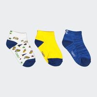 Calcetines Charly City Moda 3 Pack para Niño