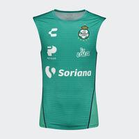 Charly Santos Tank Top Shirt for Men