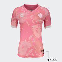 Jersey Atlas Rosa Edición Especial Liga Femenil