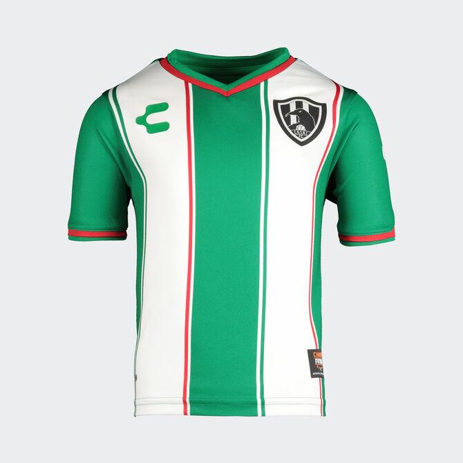 Jersey Club de Cuervos Local para Niño 2018/19