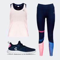 Key Look Charly Sport Basic para Mujer