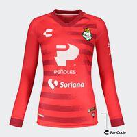 Jersey Santos Local ML Portero Femenil 2021/22