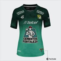 León Home Jersey for Women 2021/22
