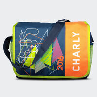 Mochila Charly City Moda Messenger