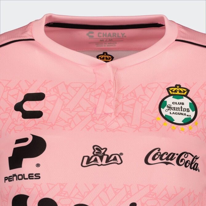 Jersey Santos Rosa Edición Especial para Mujer 2019/20