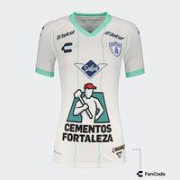 Pachuca Away Women's League Jersey 2021/22