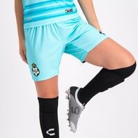 Santos Third Goalkeepers Shorts for Women 2020/21