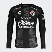 Xolos 4th Uniform LS Goalkeeper Uniform 2020/21 Jersey for Men