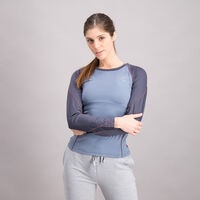 Playera Charly Sport Fitness ML para Mujer