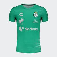 Playera Charly Sport Entrenamiento Santos para Hombre