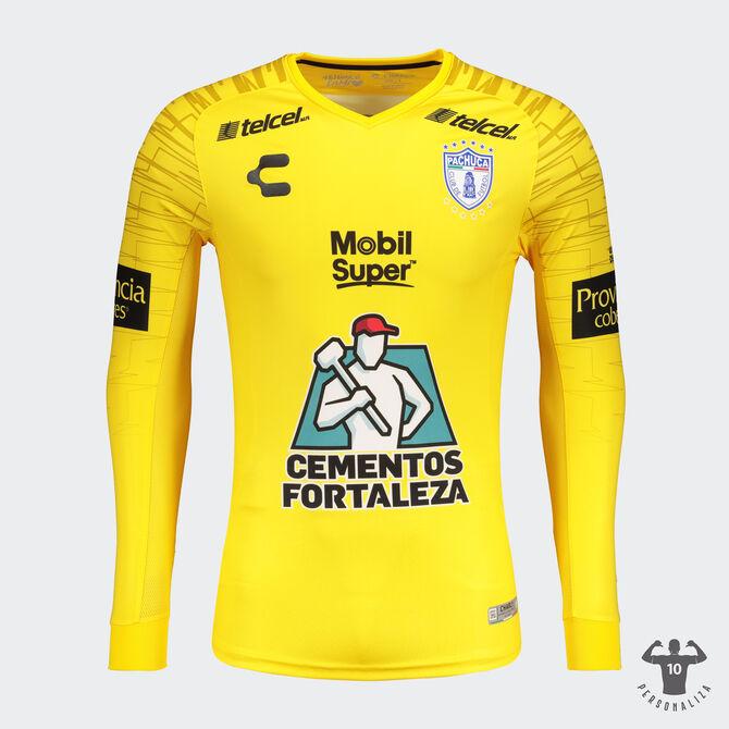 Jersey Pachuca Local ML Portero para Hombre 2019/20