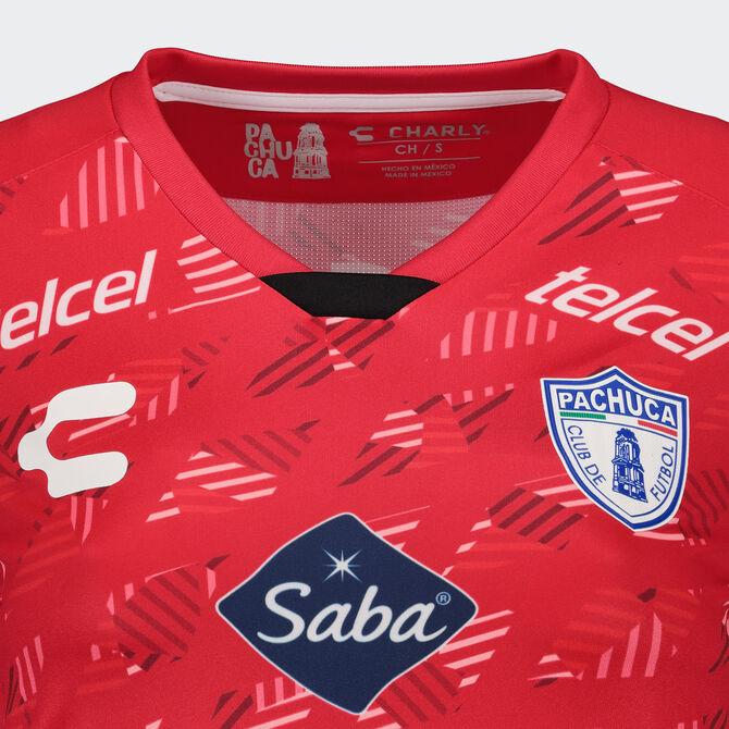 Pachuca Home Feminine League Goalkeeper 2020/21 Jersey