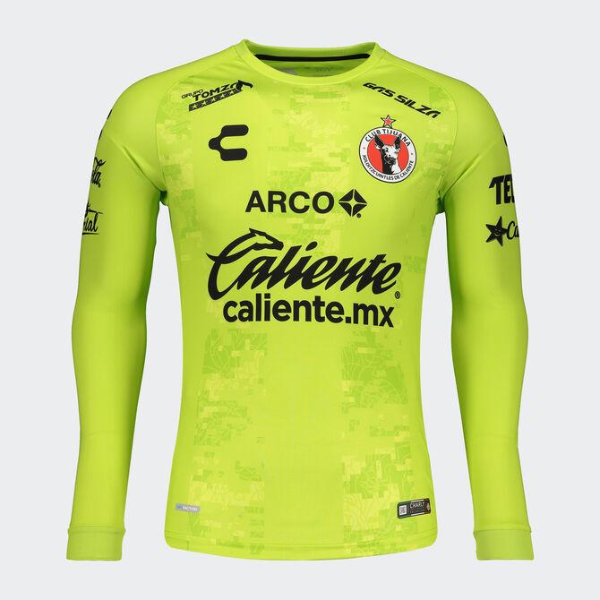 Xolos Home Goalkeeper LS 2020/21 Jersey for Men