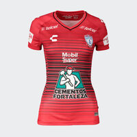 Jersey Charly Pachuca Alterno 18-19 para Mujer
