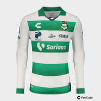 Santos Home LS Jersey for Men 2021/22