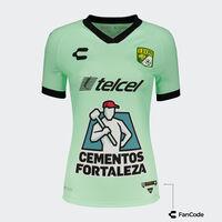 León Away Women's League Jersey 2021/22