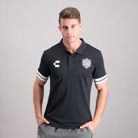 Playera Polo Charly Sport Concentración Albinegros para Hombre