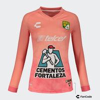 Jersey León Local ML Portero Femenil 2021/22