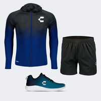 Key Look Charly Sport Training Degradado para Hombre