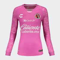 Jersey Xolos Visita Portero ML Liga Femenil 2020/21