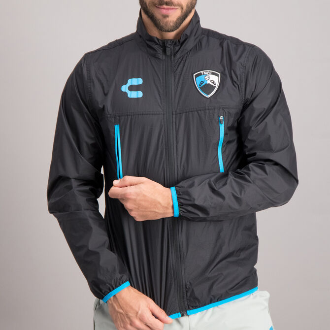 Charly Sports Tampico Madero Workout Windbreaker for Men
