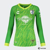 Querétaro Away LS Goalkeeper Jersey for Women 2021/22