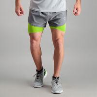 Short con Licra Charly Sport Running para Hombre