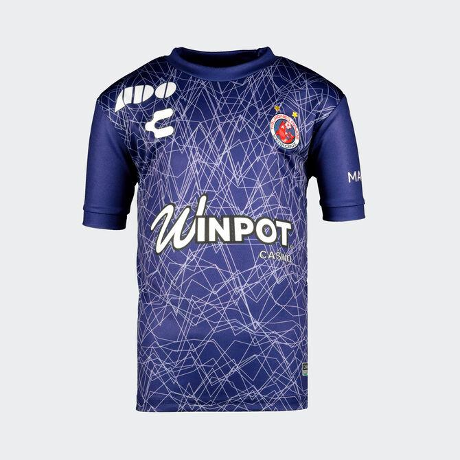 Jersey Veracruz Alterno para Niño 2018/19