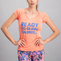 Playera Tank Charly Sport Yoga para Mujer