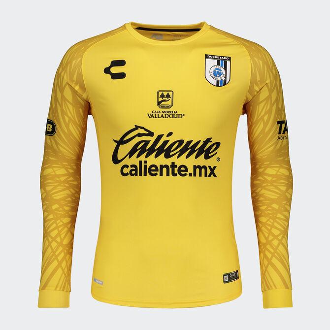 Querétaro Third LS Goalkeeper 2020/21 Jersey for Men