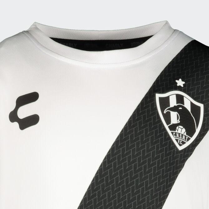 Jersey Club de Cuervos Alterno para Niño 2018/19