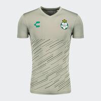 Playera Charly Sport Concentración Santos para Hombre