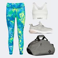 Key Look Charly Sport Ocean para Mujer