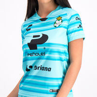 Santos Third Goalkeeper 2020/21 Jersey for Women