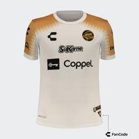 Dorados Home Jersey for Boys 2021/22