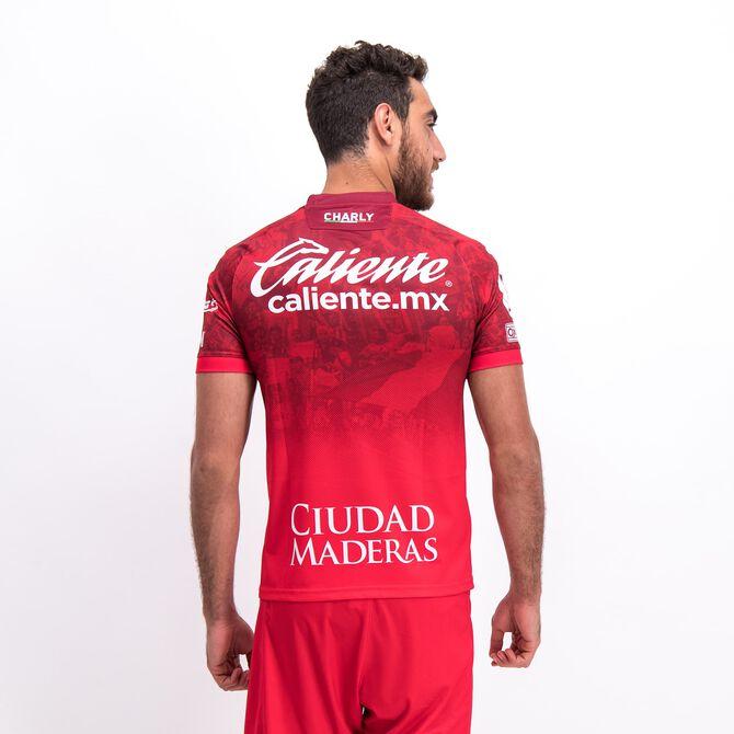 León Away Goalkeeper Jersey for Men 2021/22