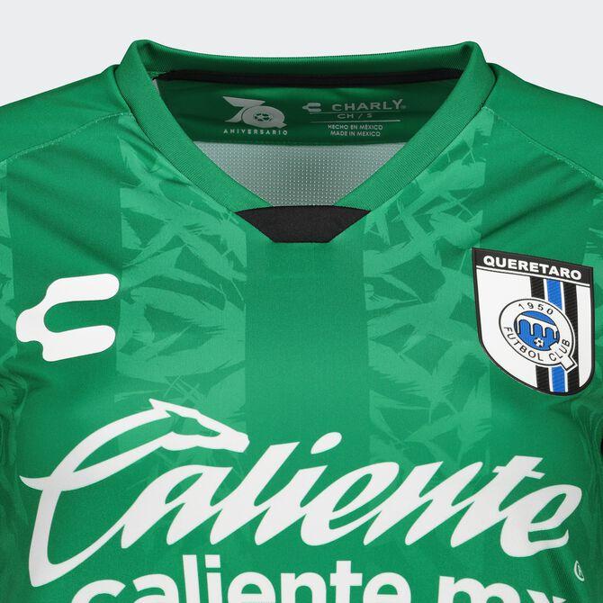 Querétaro Away Goalkeeper Women Jersey 2020/21