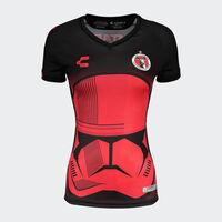 Jersey Xolos Edición Especial Star Wars SithTrooper para Mujer 2019/20
