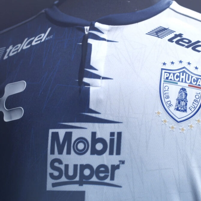 Jersey Pachuca Local para Mujer 2019/20
